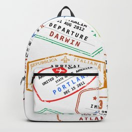 want to travel Backpack