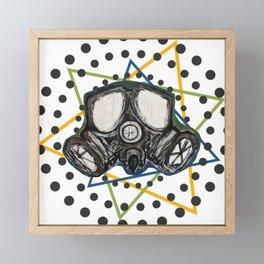 Personal Vibe Protection Framed Mini Art Print