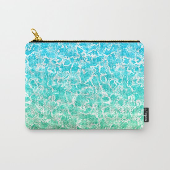 Ocean Vibes Carry-All Pouch
