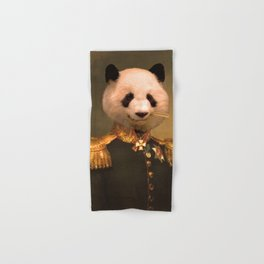 Panda Bear General | Cute Kawaii Hand & Bath Towel