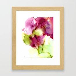 Accidental Tulips Framed Art Print