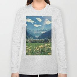 Lake Louise Dream Long Sleeve T-shirt
