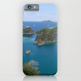 RajaAmpat Indonesia iPhone Case