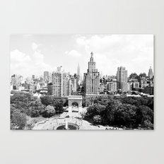 View from NYU's Student Center Canvas Print