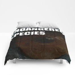 Endangered Species Comforters