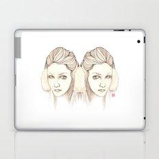 Listen 2 Cold Music Laptop & iPad Skin