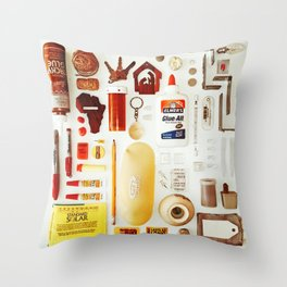 Junk Drawer: Sierra Throw Pillow