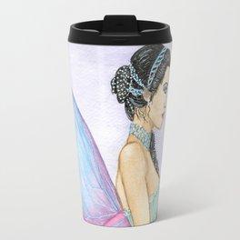 Freesia Fairy Travel Mug