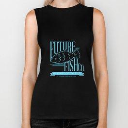 FUTURE FISH CO. Biker Tank