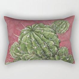 mexican cactus Rectangular Pillow