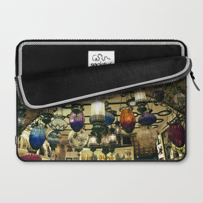 Turkish Lanterns! Laptop Sleeve