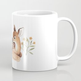 Meadow and Fawn Coffee Mug