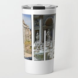 The monuments of Rome Travel Mug