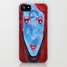 Resident of Neptune iPhone Case