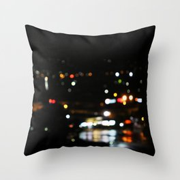 Night to Reflect Throw Pillow