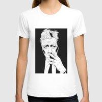 david lynch T-shirts featuring David Lynch by Olivier Carignan