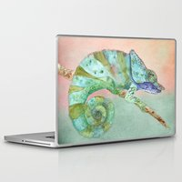 karma Laptop & iPad Skins featuring Karma by Catherine Holcombe