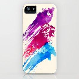 Wild colours iPhone Case
