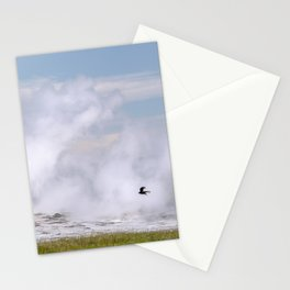 Old Faithful Fly By Stationery Cards