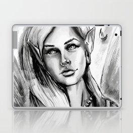 Faerie Portrait Laptop & iPad Skin