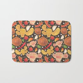 Indonesia Spices Bath Mat