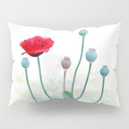 Poppy Pillow Sham