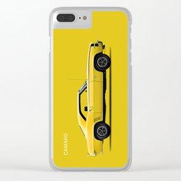 Chevrolet Camaro 69 Clear iPhone Case
