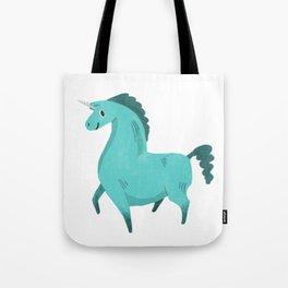 Best Hoof Forward (Unicorn) Tote Bag
