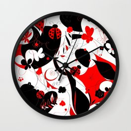 Naturshka 40 Wall Clock