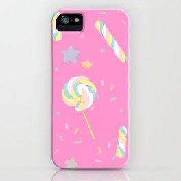 Clumps For Your Lumps iPhone Case