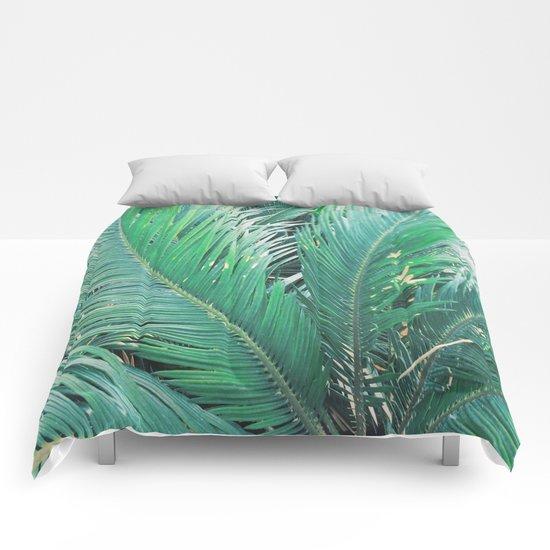 Fronds Comforters