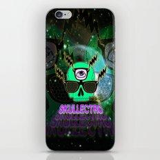 Skullectro iPhone & iPod Skin