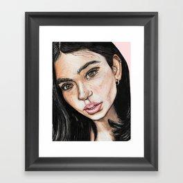 Bold & Beautiful Framed Art Print