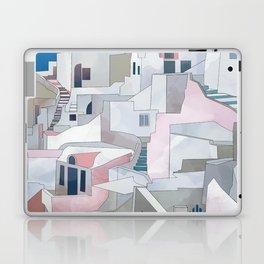 greece houses santorini Laptop & iPad Skin