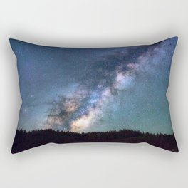 Milky Way I Rectangular Pillow