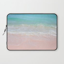 Beach shoreline | Waves Laptop Sleeve