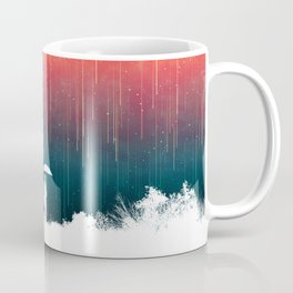 Meteoric rainfall Coffee Mug