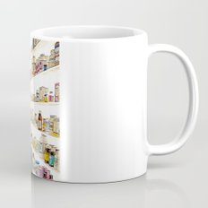 House MD - Colored Pencil Sketch Style Mug