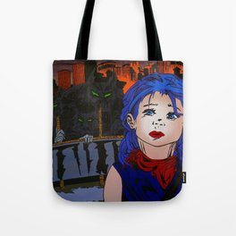 Far away from here Tote Bag