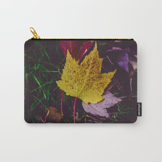 Autumnal Carry-All Pouch
