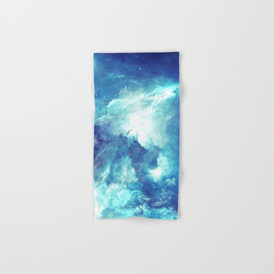 Stardust Waves Hand & Bath Towel