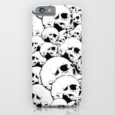 Skull Pile 2 iPhone 6s Slim Case