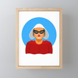 Handmaid's Tale Framed Mini Art Print