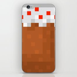 MineCake iPhone Skin