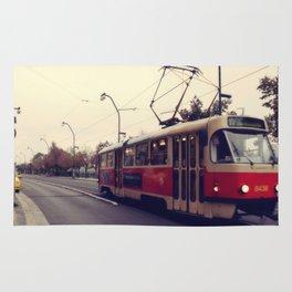 Streets of Prague Rug