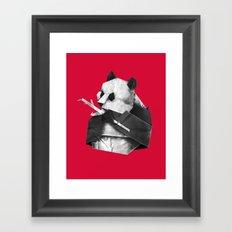 Pandagami Framed Art Print