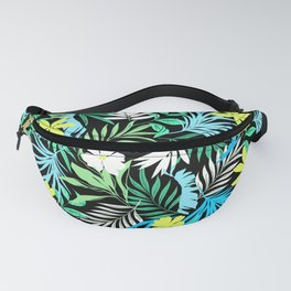 Tropical Floral Fanny Pack