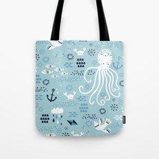 Sea Breeze Tote Bag