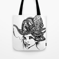 Swallowed Tote Bag