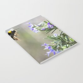 bumble bee flight Notebook